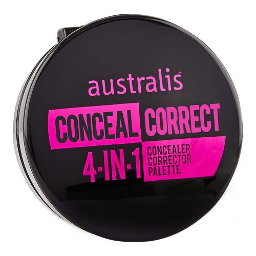4-in-1 Concealer and Corrector Palette