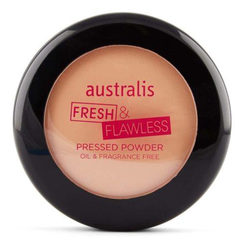 Fresh And Flawless Pressed Powder