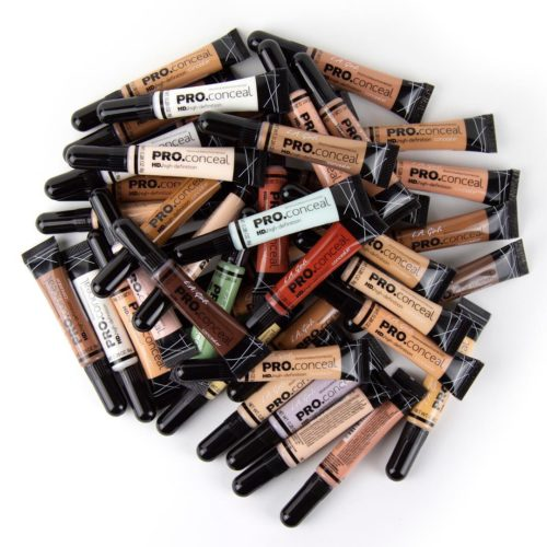 HD Pro Concealers