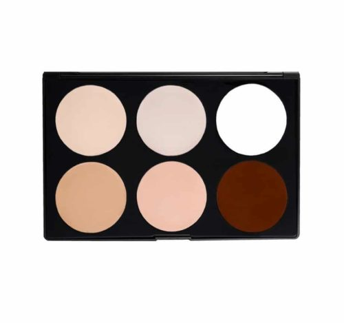 06CF - CREAM FOUNDATIONHIGHLIGHT PALETTE 01