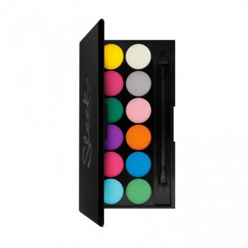 I-DIVINE EYESHADOW PALETTE IN ULTRA MATTES V1 01