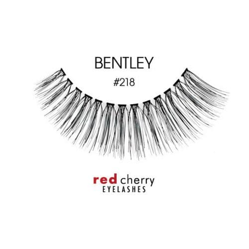 Red Cherry Lashes Style #218 (Bentley) 01