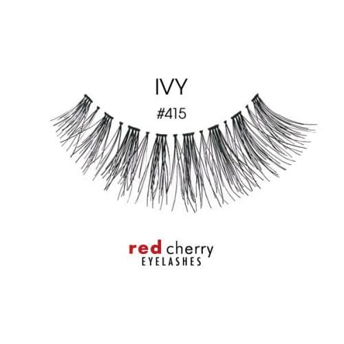 Red Cherry Lashes Style #415 (Ivy) 01