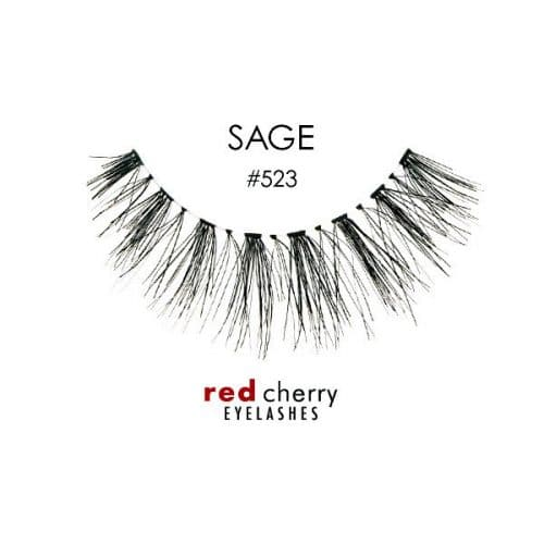 Red Cherry Lashes Style #523 (Sage) 01