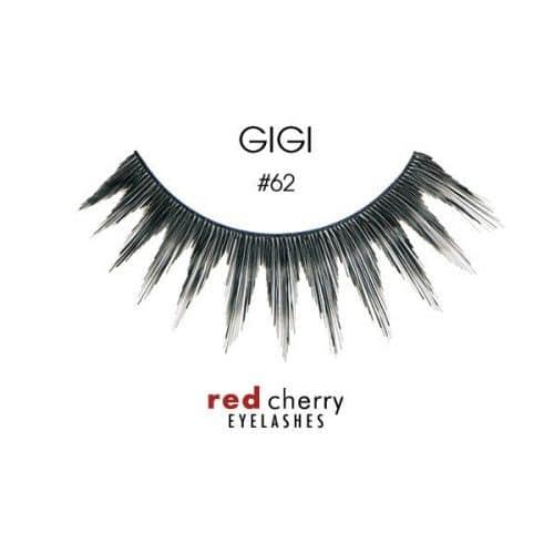 Red Cherry Lashes Style #62 (Gigi) 01