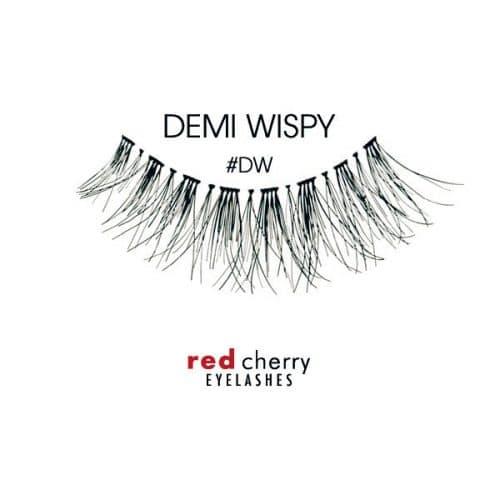Red Cherry Lashes Style #DW (Demi Wispy) 01