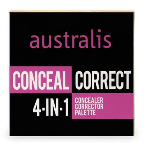 AC 4-in-1 Concealer And Corrector Palette 1
