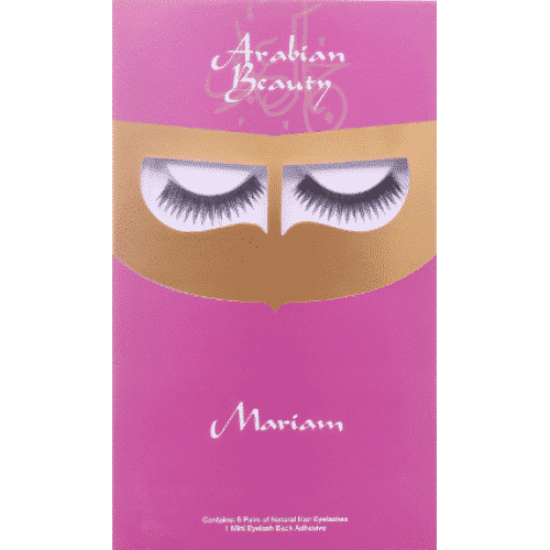 Arabian Beauty - Tray of 5, Mariam
