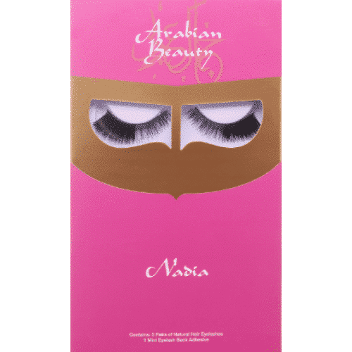 Arabian Beauty - Tray of 5, Nadia