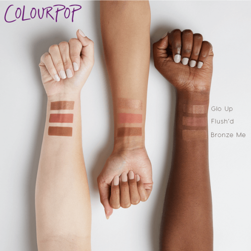 ColourPop - Flush'd (Blush)