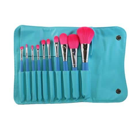 Morphe - SET 680 10 Pcs Vegan Brush Set