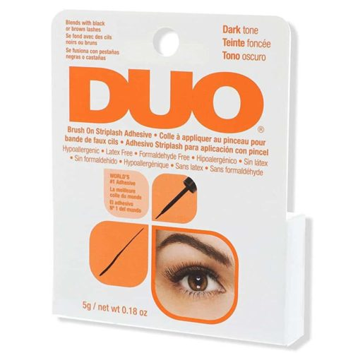 Duo – Brush On Striplash Adhesive Dark 1