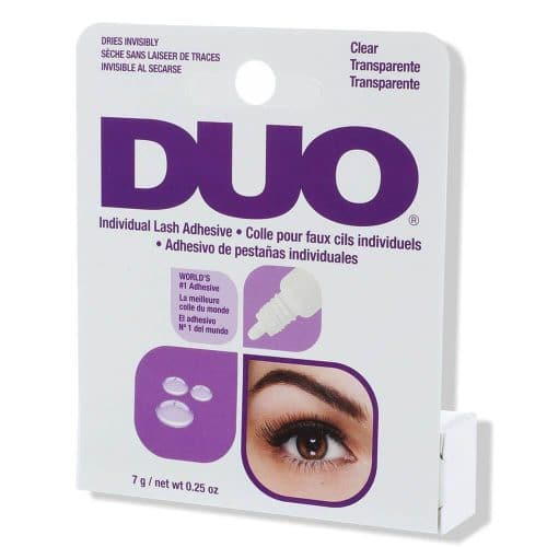 Duo Individual Lash Adhesive Clear Latex Free 3