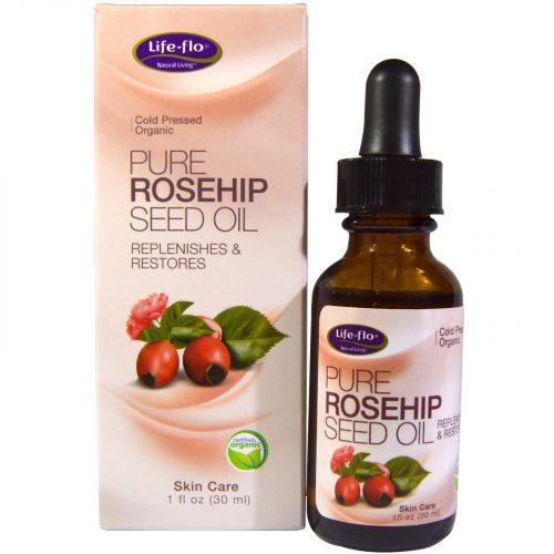 Life Flo Health - Pure Rosehip Seed Oil 1