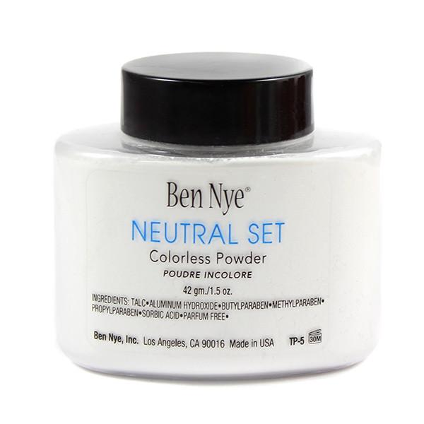 Ben Nye Neutral Set Colorless Powder 1.5 oz