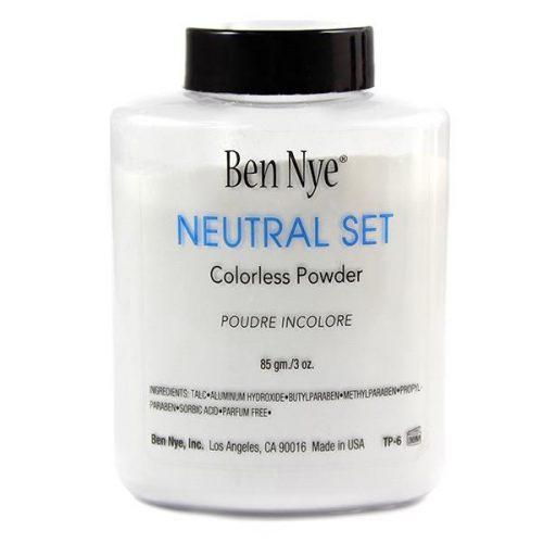 Ben Nye Neutral Set Colorless Powder 3.0 oz