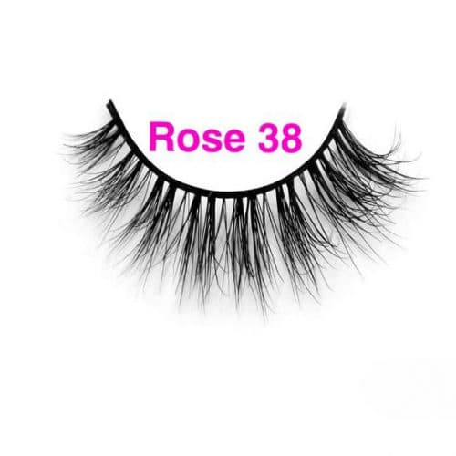 Rose Lashes 38