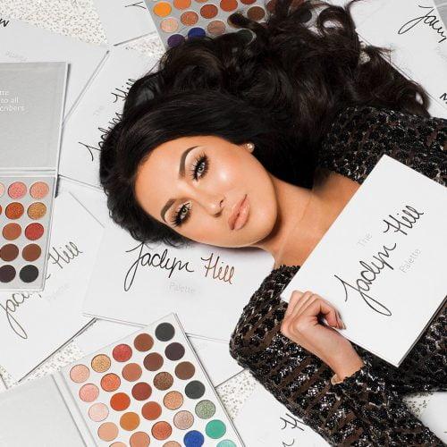 The Jaclyn Hill Eyeshadow Palette