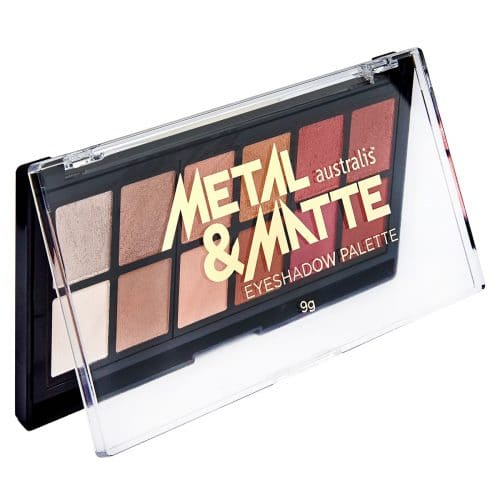 Metal & Matte Eyeshadow Palette