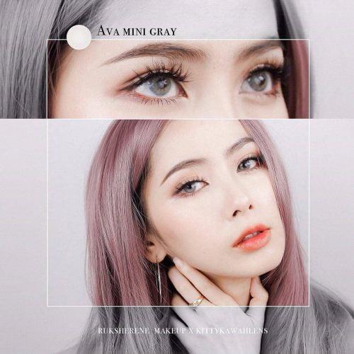 Mini Ava Gray