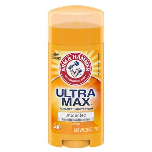 Arm and Hammer UltraMax Unscented