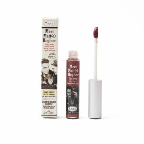 MEET MATT(E) HUGHES® - Long Lasting Liquid Lipstick, Charming