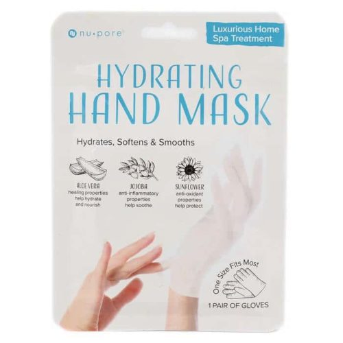 Nu-Pore, Hydrating Hand Mask