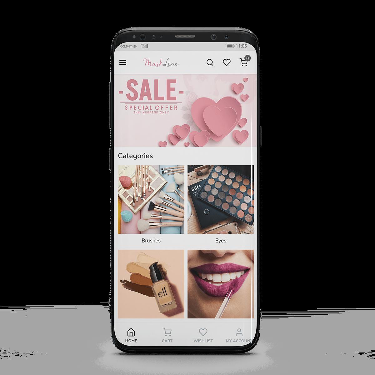 Maskline App